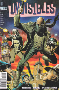 Cover Thumbnail for The Invisibles (DC, 1997 series) #9