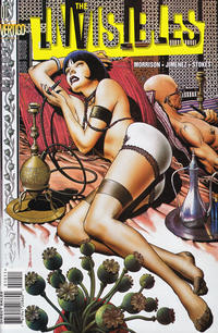Cover Thumbnail for The Invisibles (DC, 1997 series) #10