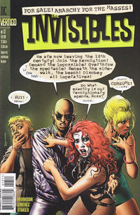 Cover Thumbnail for The Invisibles (DC, 1997 series) #13