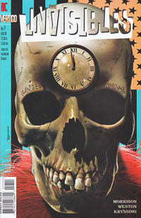 Cover Thumbnail for The Invisibles (DC, 1997 series) #17