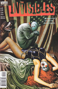 Cover Thumbnail for The Invisibles (DC, 1997 series) #19