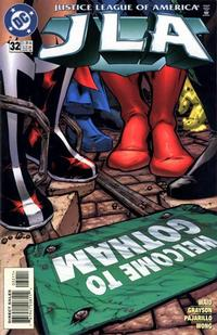 Cover Thumbnail for JLA (DC, 1997 series) #32