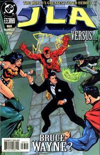 Cover Thumbnail for JLA (DC, 1997 series) #33