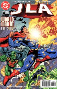 Cover Thumbnail for JLA (DC, 1997 series) #38