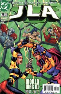 Cover Thumbnail for JLA (DC, 1997 series) #39