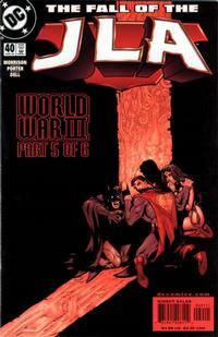 Cover Thumbnail for JLA (DC, 1997 series) #40