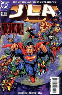 Cover Thumbnail for JLA (DC, 1997 series) #41