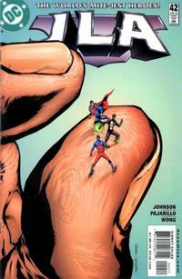 Cover Thumbnail for JLA (DC, 1997 series) #42