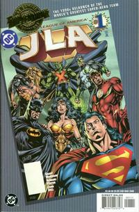 Cover Thumbnail for Millennium Edition: JLA #1 (DC, 2000 series)
