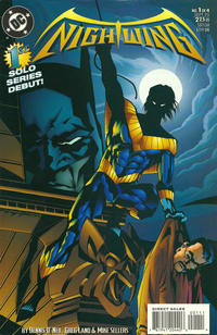 Cover Thumbnail for Nightwing (DC, 1995 series) #1