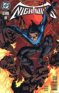 Cover Thumbnail for Nightwing (DC, 1996 series) #12