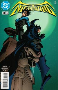 Cover Thumbnail for Nightwing (DC, 1996 series) #14 [Direct Sales]