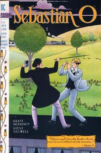 Cover Thumbnail for Sebastian O (DC, 1993 series) #3