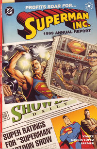 Cover Thumbnail for Superman, Inc. (DC, 1999 series) #1