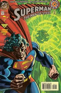 Cover Thumbnail for Superman: The Man of Steel (DC, 1991 series) #0