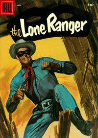 Cover Thumbnail for The Lone Ranger (Dell, 1948 series) #96