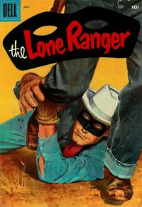Cover Thumbnail for The Lone Ranger (Dell, 1948 series) #97