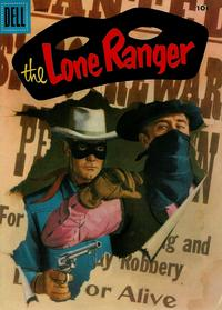 Cover Thumbnail for The Lone Ranger (Dell, 1948 series) #98