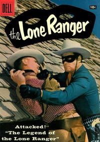 Cover Thumbnail for The Lone Ranger (Dell, 1948 series) #113