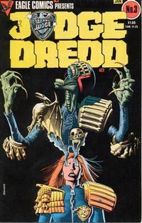 Cover Thumbnail for Judge Dredd (Eagle Comics, 1983 series) #3