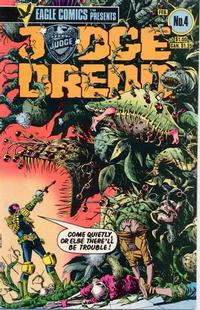 Cover Thumbnail for Judge Dredd (Eagle Comics, 1983 series) #4