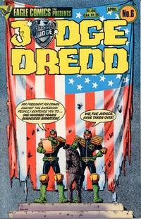 Cover Thumbnail for Judge Dredd (Eagle Comics, 1983 series) #6