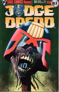 Cover Thumbnail for Judge Dredd (Eagle Comics, 1983 series) #9