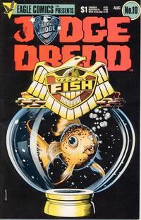 Cover Thumbnail for Judge Dredd (Eagle Comics, 1983 series) #10