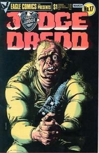 Cover Thumbnail for Judge Dredd (Eagle Comics, 1983 series) #17