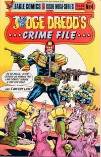 Cover Thumbnail for Judge Dredd's Crime File (Eagle Comics, 1985 series) #4