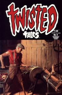 Cover Thumbnail for Twisted Tales (Eclipse, 1984 series) #9