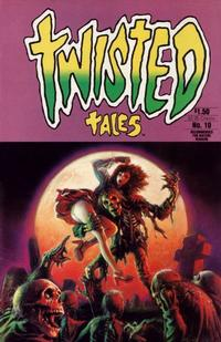 Cover Thumbnail for Twisted Tales (Eclipse, 1984 series) #10