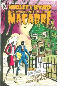 Cover Thumbnail for Wolff & Byrd, Counselors of the Macabre (Exhibit A Press, 1994 series) #2