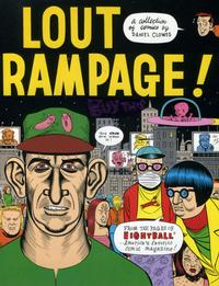 Cover Thumbnail for Lout Rampage (Fantagraphics, 1991 series)