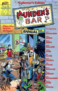 Cover Thumbnail for Munden's Bar Annual (First, 1988 series) #1
