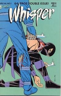 Cover Thumbnail for Whisper Special (First, 1985 series) #1