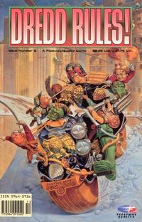 Cover Thumbnail for Dredd Rules! (Fleetway/Quality, 1991 series) #2