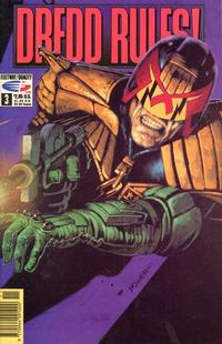 Cover Thumbnail for Dredd Rules! (Fleetway/Quality, 1991 series) #3