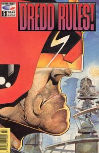 Cover Thumbnail for Dredd Rules! (Fleetway/Quality, 1991 series) #5