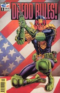 Cover Thumbnail for Dredd Rules! (Fleetway/Quality, 1991 series) #6