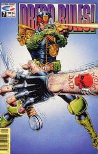 Cover Thumbnail for Dredd Rules! (Fleetway/Quality, 1991 series) #7
