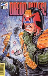 Cover Thumbnail for Dredd Rules! (Fleetway/Quality, 1991 series) #8