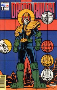 Cover Thumbnail for Dredd Rules! (Fleetway/Quality, 1991 series) #9