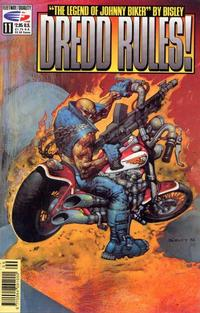 Cover Thumbnail for Dredd Rules! (Fleetway/Quality, 1991 series) #11