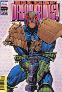 Cover for Dredd Rules! (Fleetway/Quality, 1991 series) #12