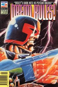 Cover Thumbnail for Dredd Rules! (Fleetway/Quality, 1991 series) #15
