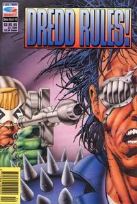 Cover Thumbnail for Dredd Rules! (Fleetway/Quality, 1991 series) #18