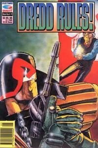 Cover Thumbnail for Dredd Rules! (Fleetway/Quality, 1991 series) #19