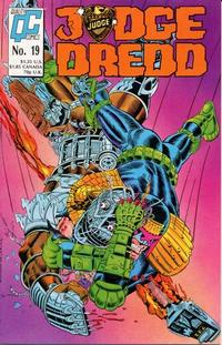 Cover Thumbnail for Judge Dredd (Fleetway/Quality, 1987 series) #19 [US]