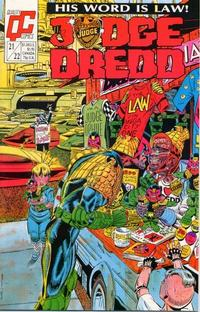 Cover Thumbnail for Judge Dredd (Fleetway/Quality, 1987 series) #21/22 [US]
